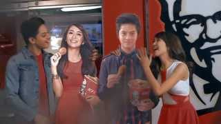 Behind The Scenes: The Making of KathNiel's KFC TVC