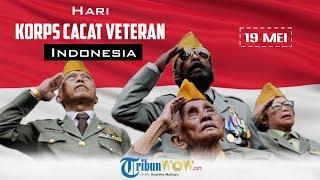 KABAR APA HARI INI: Hari Korps Cacat Veteran Indonesia