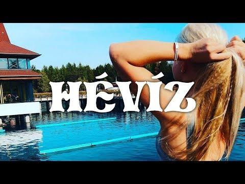 Vlog z Maďarska: Testuju iPhone X v termálním jezeru Hévíz