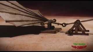 Леонардо да Винчи. Секрет полёта. Летательный аппарат • ВидеоКанал «exZotikA Max»