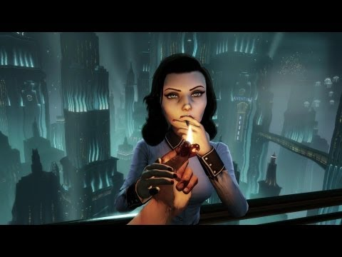 BioShock Infinite: Burial At Sea Commercial (2013) (Television Commercial)