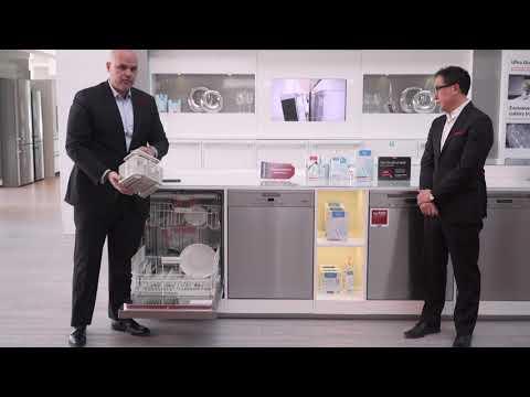 Découvrez le lave-vaisselle G4228 SCU