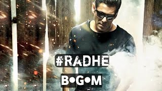 Radhe Bgm Ringtone Action Salman Khan Mehbub Official