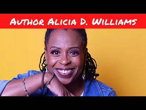 Revising Genesis Begins Again   Middle Grade Ninja: Author Alicia D. Williams