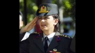 Turkish Military and Police Woman