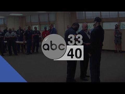 ABC 3340: Birmingham Police test 'BolaWrap' non lethal restraint device