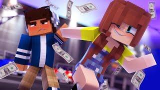 Couples Shopping Spree | Glenwood Prep S1 [Ep.8] | Minecraft School Roleplay