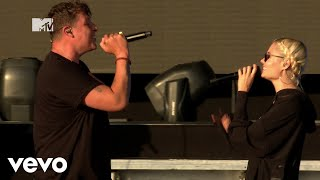John Newman, Nina Nesbitt   Without You (Live From Fusion Festival)