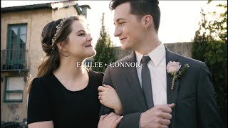 A Postponed Wedding (thanks Corona) Turns Into An Intimate Elopement @ Dresser Mansion