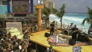 Jessica Simpson   Take My Breath Away (Live @ Mtv Spring Break 2004)