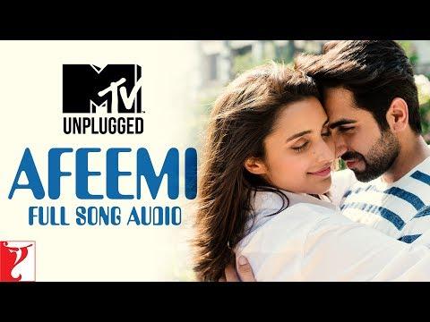 MTV Unplugged: Afeemi,Meri Pyaari Bindu, Jigar Saraiya, Priya Saraiya, Sachin-Jigar, Full Song Audio