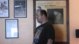 Matt Shirley sings I Fell In The Water by John Anderson