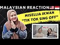 Download Lagu MISELLIA IKWAN-TIKTOK SING OFF  MALAYSIAN REACTION Mp3 Free