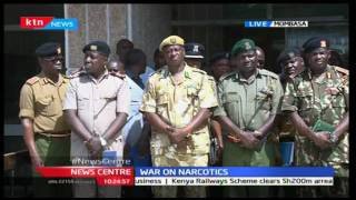 DP Ruto declares war on drugs and terror in the Country