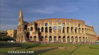 Thumbnail of the video 'The Ancient Colosseum in Rome'