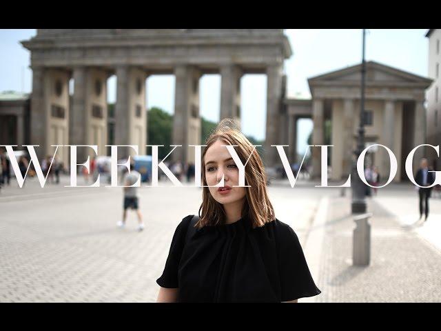 Weekly Vlog A Trip To Berlin