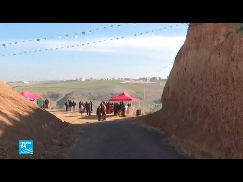 العرب اليوم - شاهد : اكتشاف أثري يُؤكَّد أن شمال أفريقيا مهد البشرية