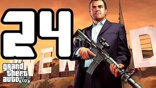 ► GTA 5 | #24 | Sestřelení letadla! | CZ Lets Play / Gameplay [1080p] [PC]