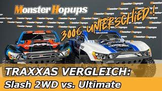 Extremvergleich: Slash 2WD vs. Ultimate