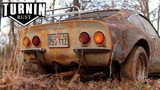 1972 Opel GT, Will It Run After 30 Years?   Turnin Rust