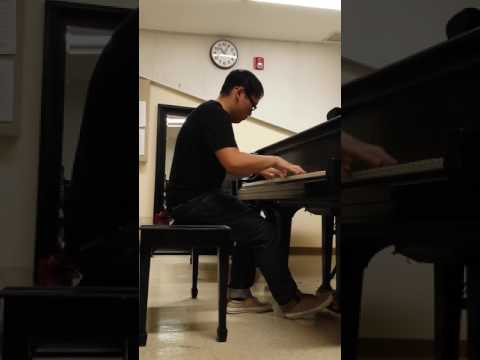 Rachmaninoff: Prelude in G minor, no. 5, Op. 23