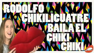 EUROVISION: REACTION TO RODOLFO CHIKILICUATRE - 'BAILA EL CHIKI-CHIKI' (SPAIN 2008)
