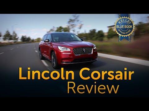 External Review Video MvBm0wEXsY8 for Lincoln Corsair & Corsair Grand Touring (Hybrid) Crossover