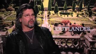 """Outlander"" creator Ronald D. Moore teases season two of hit show"