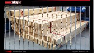 preview picture of video 'Minh Kha cung cấp pallet đủ các loại'