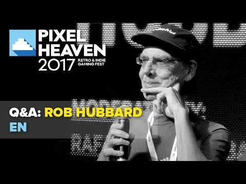 Rob Hubbard @ Pixel Heaven 2017 (eng)