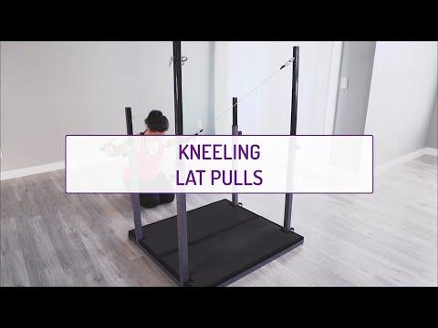 Kneeling Lat Pulls