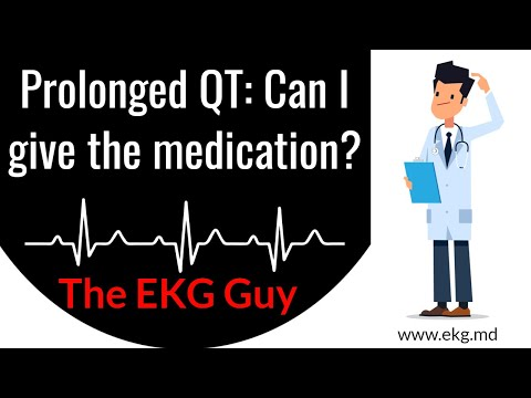 QT interval: prolonged or not?