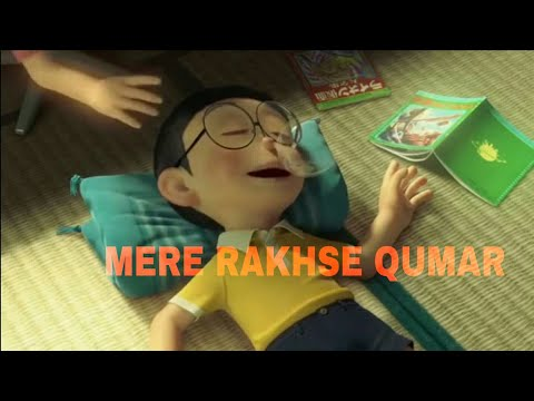 MERE RAKHSE QUMAR CUTE LOVE STORY KID VERSION Doreman and Nabita 2017