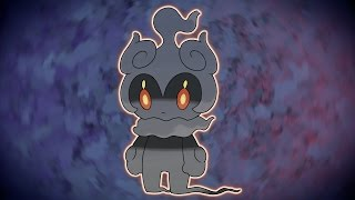 Marshadow  - (Pokémon) - A New Mythical Pokémon Discovered in Pokémon Sun and Pokémon Moon!