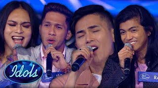 3 And 1 Sing Dancing On My Own By Calum Scott On Philippines Idol 2019 | Idols Global