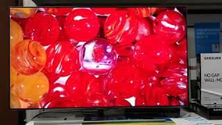 Samsung 2018 QLED Q7FN QE55Q7FNAT Quick Unboxing and Setup