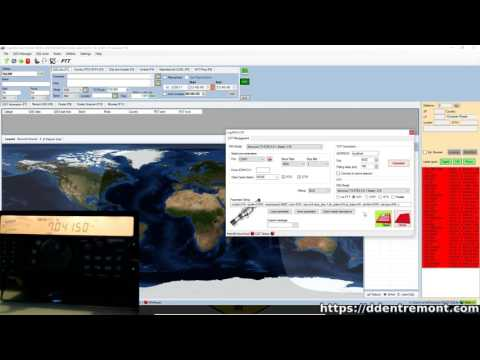 Log4OM Video Demonstration 3 – Configuring Rig Control and CAT
