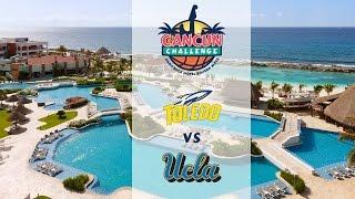 2016 Cancun Challenge WBB | Toledo vs. UCLA (No Audio)