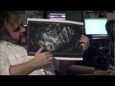 Peter Jackson Talks Smaug, Mirkwood And Stephen Colbert