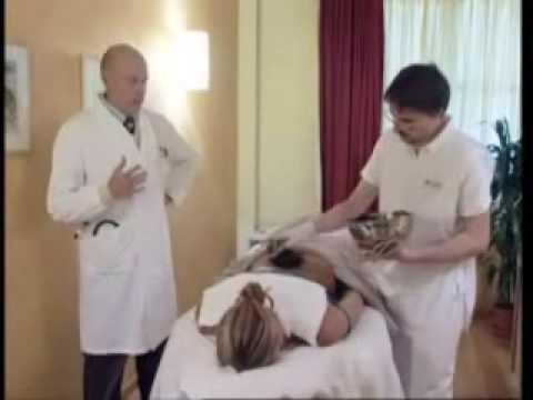 Posizione forzata della testa con osteocondrosi