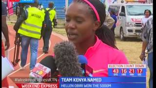Athletics Kenya names Team Kenya for the world's championship this year