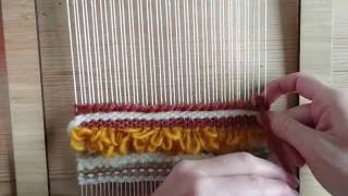The Soumak Technique: Loom Weaving Tutorial For Beginners