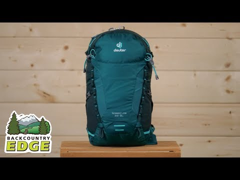 Видео о Рюкзак Deuter Freerider Lite 22 SL цвет 5026 maron 3303019 5026