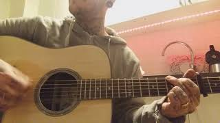 Doc Watson - Tom Dooley guitar
