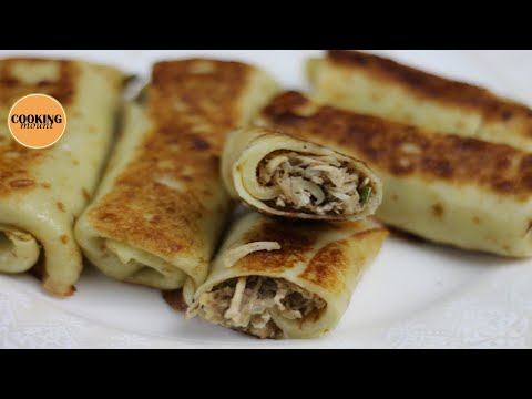 French Crepe Recipe by cooking mount