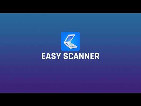 Easy Scanner Pro Video