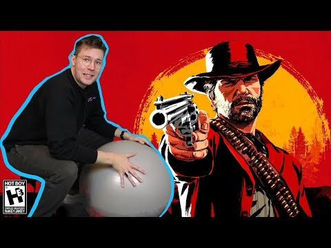 Rockstar's Game Design is Outdated (Nakey Jakey)