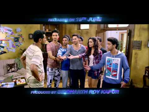 Haan Boliye Sir | Disney's ABCD 2 | In Cinemas June 19th