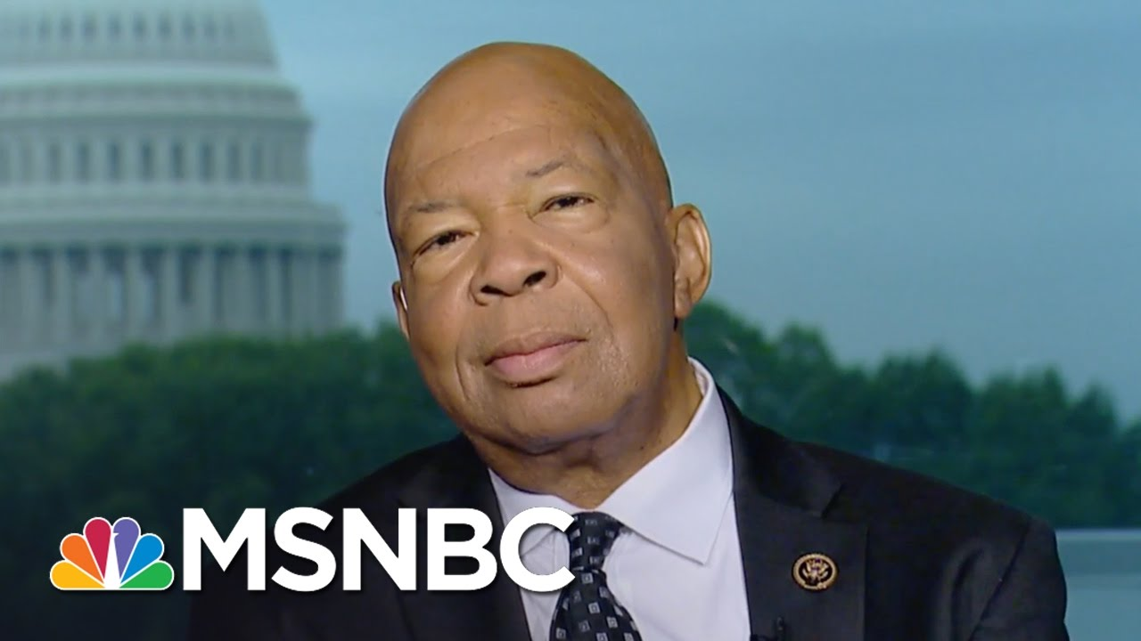 Rep. Elijah Cummings: We Cannot Let Donald Trump 'Destroy Our Democracy' | Morning Joe | MSNBC thumbnail