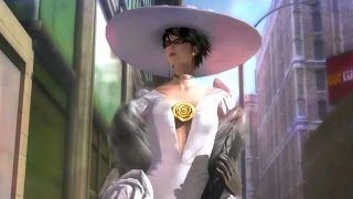 Angels Tear Witch Bayonetta's Dress Apart (Bayonetta 2 | Christmas Shopping)